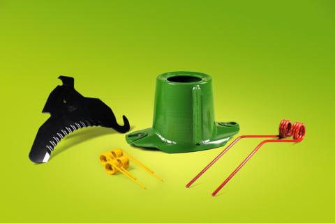 Ersatzteile Futter- & Grünlandtechnik
